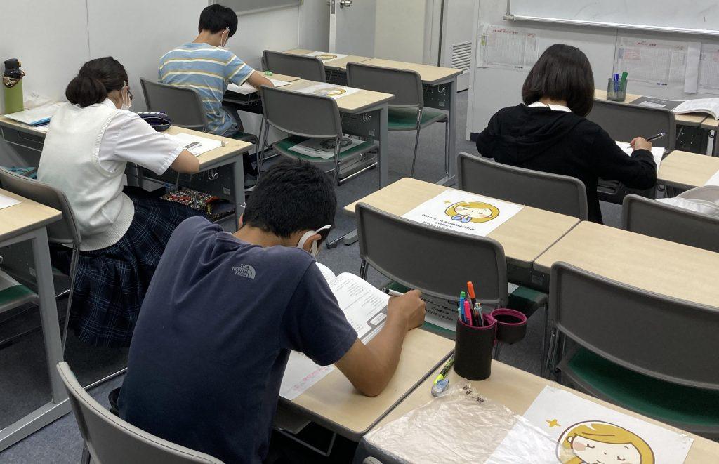 学校もある中、素晴らしい活躍。がんばれ中3!