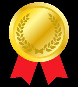 medal_ribbon_gold_illust_528